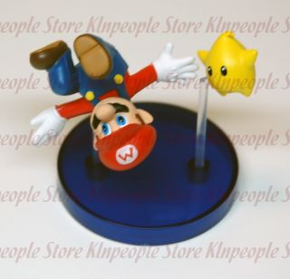 Nintendo Super Mario Galaxy Figure Mario & Luma Japan B
