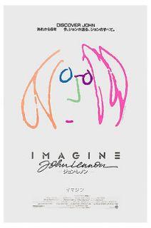 john lennon imagine poster in Entertainment Memorabilia