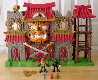 imaginext samurai castle in Imaginext