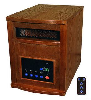 lifesmart infrared heater in Portable & Space Heaters