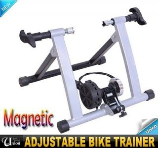 Indoor Magnet Adjustable Bike Bicycle Trainer Stand Stationary Sports