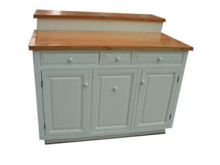 52Solid Wood Kitchen Island Carved Corbels for Overhang,