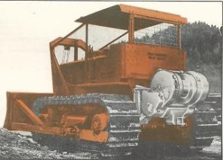 crawler dozer in Agriculture & Forestry
