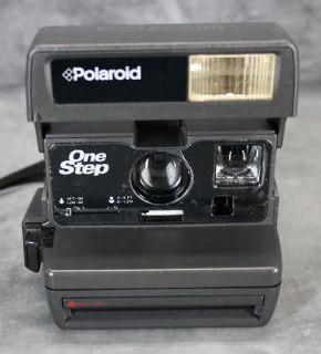 Polaroid ~ One Step ~ Instant Camera (A)