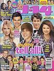 Justin Bieber M magazine Poster Taylor Lautner Twilight