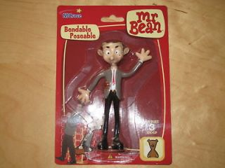 OFFICIAL LICENSED MR. BEAN FIGURE 5 6 BRAND NEW090612