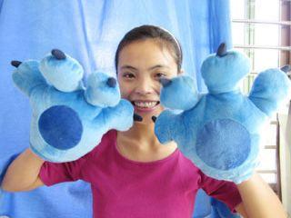 Stitch Jumbo Paw Gloves Disney Woeld Lilo & Stitch Plush x2
