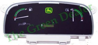 JOHN DEERE INSTRUMENT CLUSTER FOR X700 X720 X740 SERIES