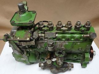 John Deere Diesel Fuel Injection Pump Bosch SN 0 400 876 186 PES6A