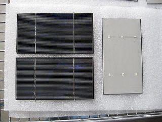200 3x6 Short Tabbed Solar Cells for DIY Solar Panel Cells w/Solder