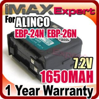 EBP 20N EBP 24N EBP 26N Battery for ALINCO DJ 180 DJ 480 DJ 580 DJ 582
