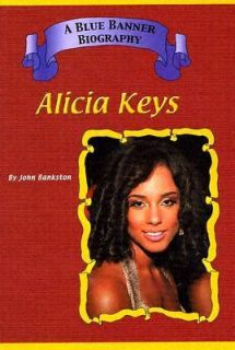 Alicia Keys by John Bankston 2004, Hardcover