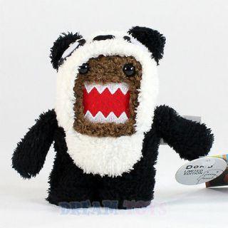 Domo Kun Plush Doll Clip on Keychain in Panda Bear Custom   Licensed