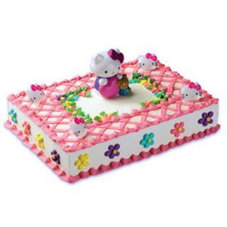 hello kitty cake topper in Home & Garden