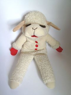 Lambchop Lamb Chop Puppet Shari Lewis 16 Plush