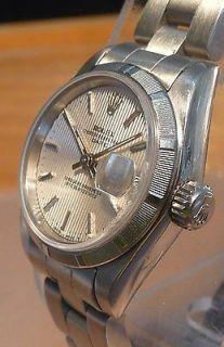 lady rolex oyster perpetual in Wristwatches