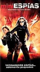 Spy Kids VHS, 2001, Spanish Language Version