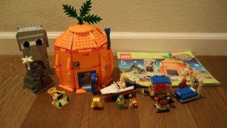 Lego SpongeBob SquarePants Adventures in Bikini Bottom (3827)