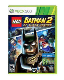 Newly listed New LEGO Batman 2 DC Super Heroes (Xbox 360, 2012)