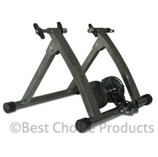 Exercise Bike Bicycle Trainer Stand W/ 5 Levels Resistance Stationary