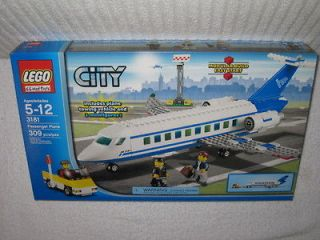 LEGO CITY 3181 Passenger Airplane NEW IN BOX Lego 3181