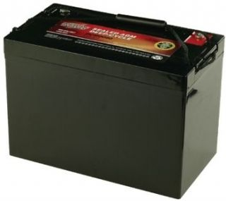 10 1450 ZOELLER NEW MARINE DEEP CYCLE BATTERY BACKUP FOR SUMP PUMP