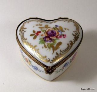 limoges box in Trinket Boxes