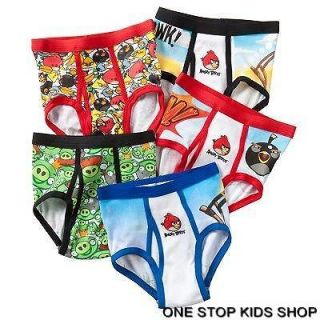 angry birds underwear in Kids Clothing, Shoes & Accs