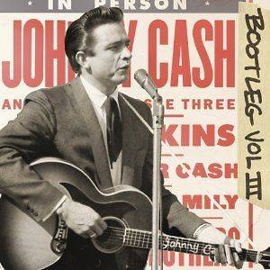 Cash Bootleg Series Vol. III Around The World Live 2 CD set 51 songs