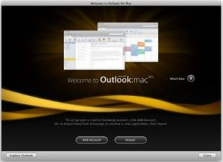 OUTLOOK 2011 MAC CONFIGURATION HOTMAIL GMAIL YAHOO ATT MSN AOL