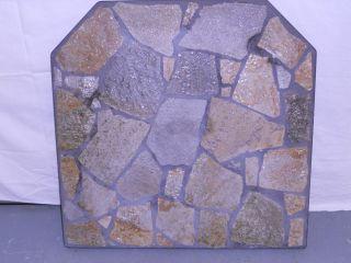 CLASSIC MICA TILE CORN PELLET STOVE BOARD 37 LONG x 37 WIDE 1 1/4