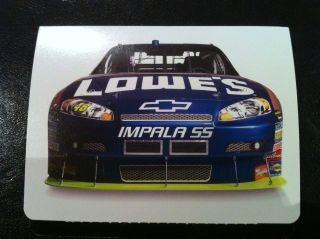 Lowes Canada Jimmy Johnson collectible gift card (No Cash Value)
