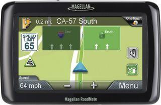 Magellan RoadMate 2136T LM Automotive Mountable GPS bundle