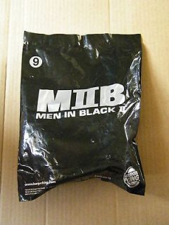 men in black burger king toys