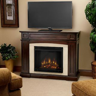 Real Flame Rutherford Electric Fireplace/Entertainment Center Heater 2