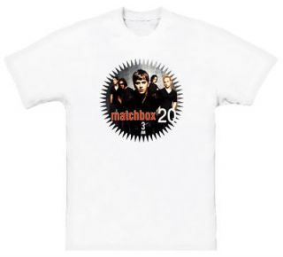 Matchbox 20 3 Am Vintage Rob Thomas Rock & Roll T Shirt