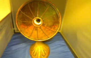 ART DECO ELECTRIC ROOM HEATER (13246SR)