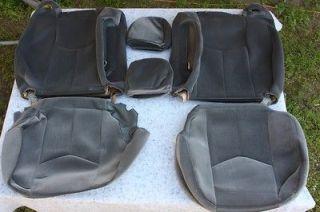 2003   2006 GMC Sierra Crew cab Seat Covers   NEW