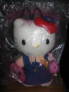 Hello Kitty & Dear Daniel Plush & Hello Kitty Style Kit