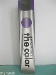 Paul Mitchell The Color Permanent Hair Color (Purple Box)