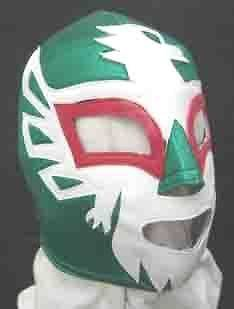 012 MEXICANO (pro fit) wrestling mask LUCHADOR VIVA MEXICO