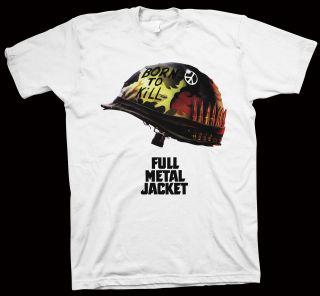 FULL METAL JACKET T Shirt Barry Lyndon Stanley Kubrick Matthew Modine