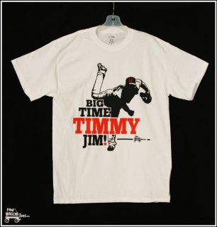 San Francisco Giants Big Time Timmy Jim Tim Lincecum