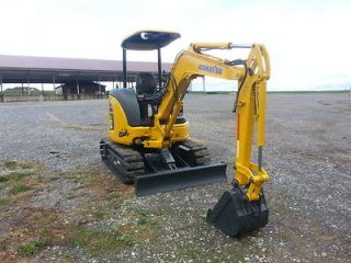 mini backhoe in Heavy Equipment & Trailers
