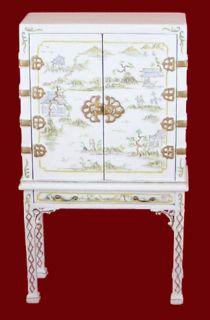 Dollhouse miniature Bespaq furniture Spice Chest cabinet vintage