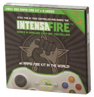 Lot of 6 Xbox 360 IntensaFIRE V3.0 Rapid Fire Controller Mod Kits