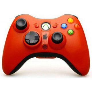 10 modes Modded xbox 360 modified rapid fire RED controller MW3 COD