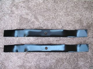 CRAFTSMAN MURRAY 30 RIDING MOWER DECK BLADES 56217 TWO