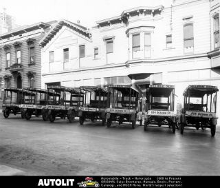 1923 Ford Model T Truck Factory Photo