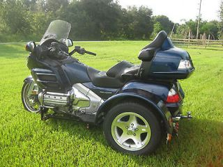 Honda : Gold Wing TRIKE KIT ONLY!!! Richland Roadster
